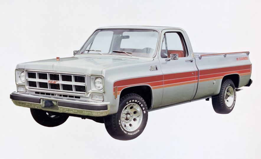 25 Wild 1970s-Era Special-Edition Pickups and SUVs - Slide 38