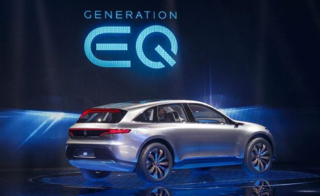 Mercedes-Benz's EQ Sub-Brand Aims to Launch a New Electric Model Every Year