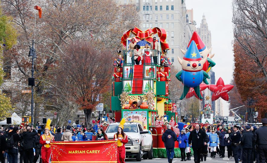 7 Things You Probably Didn't Know about Driving in the Macy's Thanksgiving Day Parade - Slide 5
