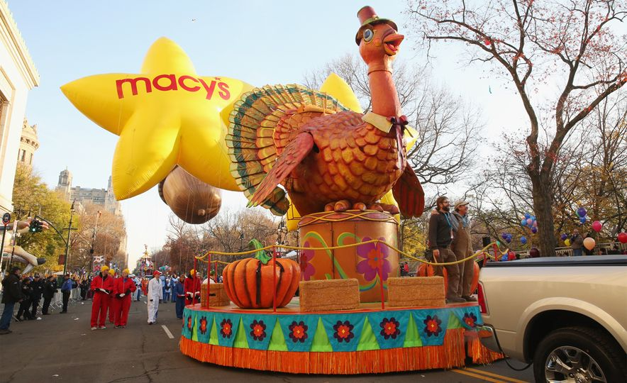 7 Things You Probably Didn't Know about Driving in the Macy's Thanksgiving Day Parade - Slide 6