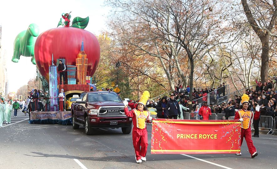7 Things You Probably Didn't Know about Driving in the Macy's Thanksgiving Day Parade - Slide 4