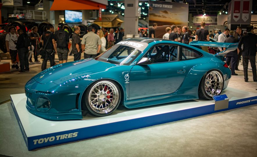 IDL Design Porsche 911 Carrera - Slide 2