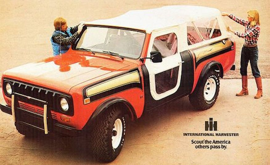 25 Wild 1970s-Era Special-Edition Pickups and SUVs - Slide 30