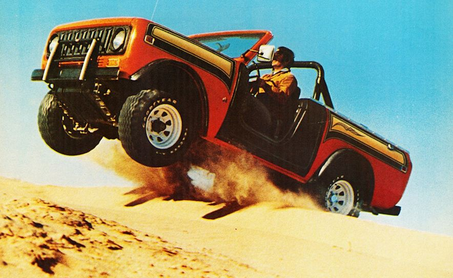 25 Wild 1970s-Era Special-Edition Pickups and SUVs - Slide 31