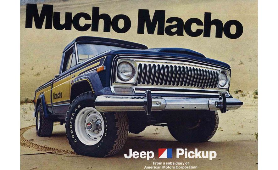25 Wild 1970s-Era Special-Edition Pickups and SUVs - Slide 24