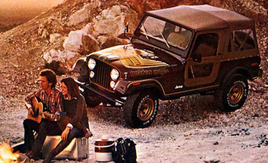 25 Wild 1970s-Era Special-Edition Pickups and SUVs - Slide 35