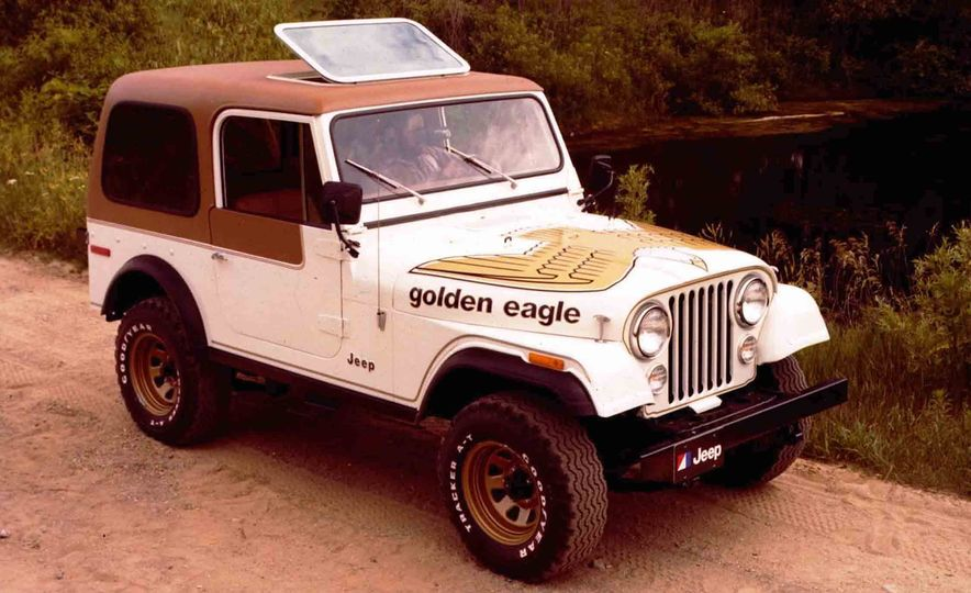 25 Wild 1970s-Era Special-Edition Pickups and SUVs - Slide 34