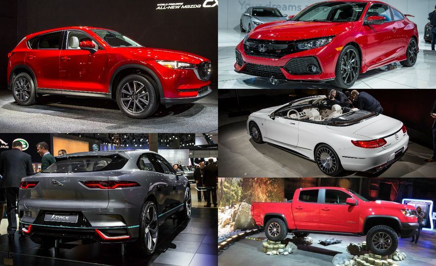 The 10 Must-See New Cars and Concepts from the 2016 L.A. Auto Show - Slide 1
