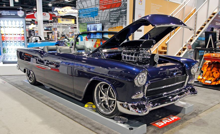 The Best of SEMA 2016, Day Three: Sleepers, a Four-Rotor Wankel, and a 12-Cylinder Small-Block - Slide 14