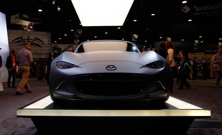 Mazda MX-5 Miata RF Kuro concept - Slide 1