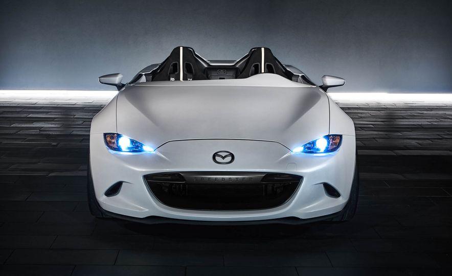 Mazda MX-5 Miata Speedster concept - Slide 8