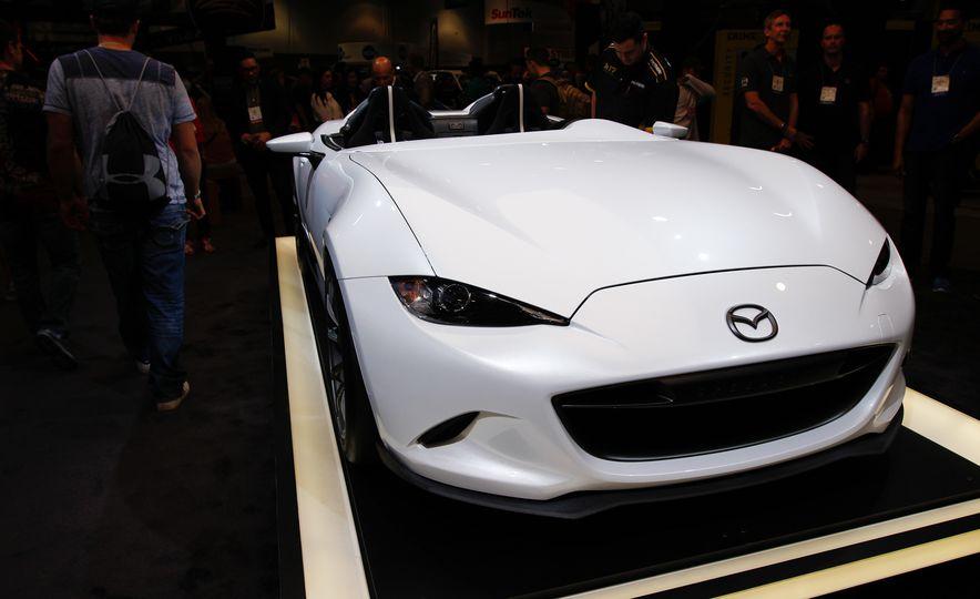 Mazda MX-5 Miata Speedster concept - Slide 2