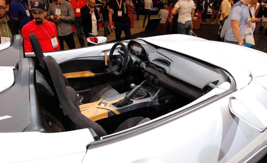 Mazda MX-5 Miata Speedster concept - Slide 5