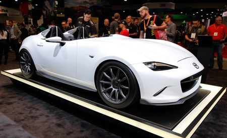 Mazda MX-5 Miata Speedster, Part Deux: This Time with Even Less Weight