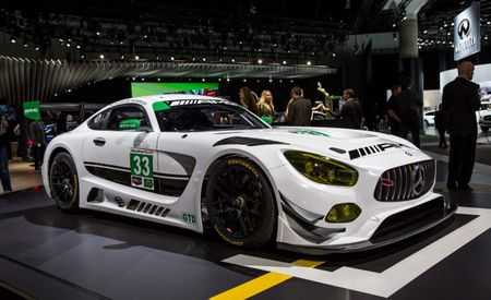 It Might Get Loud: Mercedes-AMG GT3 to Contest IMSA WeatherTech Series