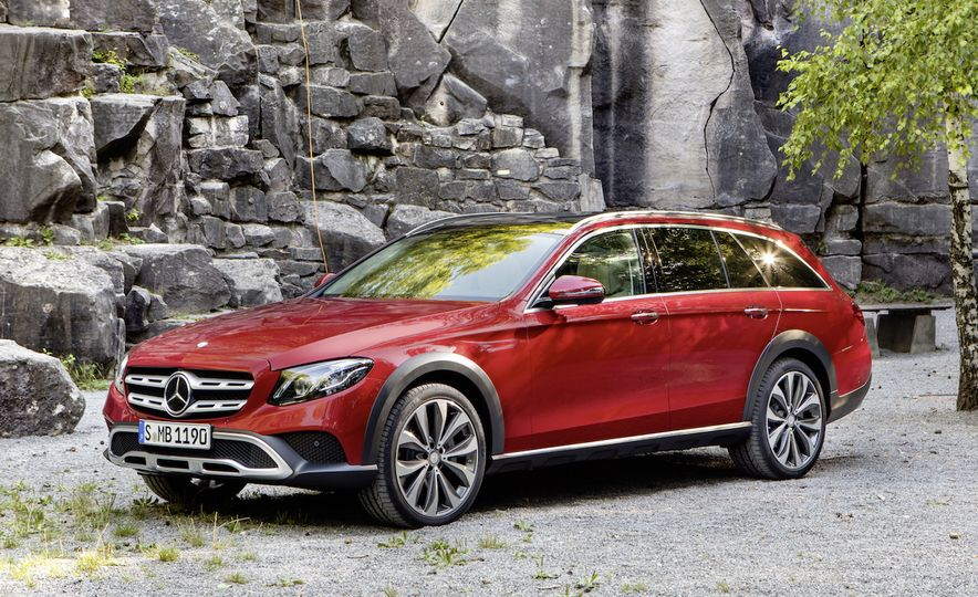 Rugged or Not, Here They Come: 17 Cars Suffering from SUV Envy - Slide 8