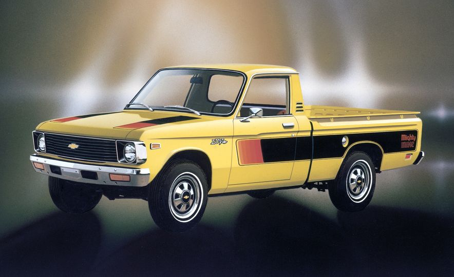 25 Wild 1970s-Era Special-Edition Pickups and SUVs - Slide 37