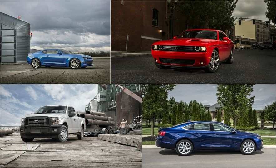 The 17 Most Powerful New Cars for Less Than $30,000 - Slide 1
