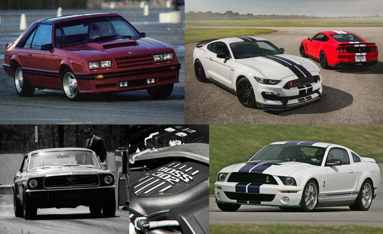 Ford Mustang A Brief History In Zero To 60 Mph Acceleration Flipbook Car And Driver