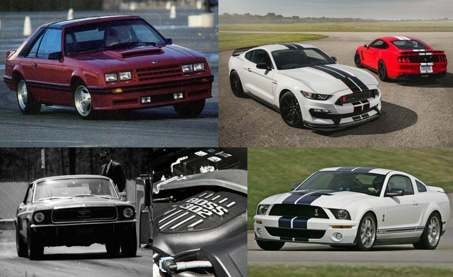 Ford Mustang: A Brief History in Zero-to-60-MPH Acceleration - Slide 1