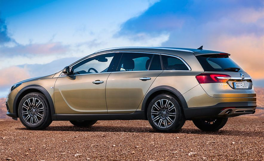 Rugged or Not, Here They Come: 17 Cars Suffering from SUV Envy - Slide 9