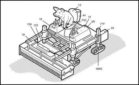 Patently Absurd? Yes, a Patent Exists for a Pig Manure–Based Road Surface