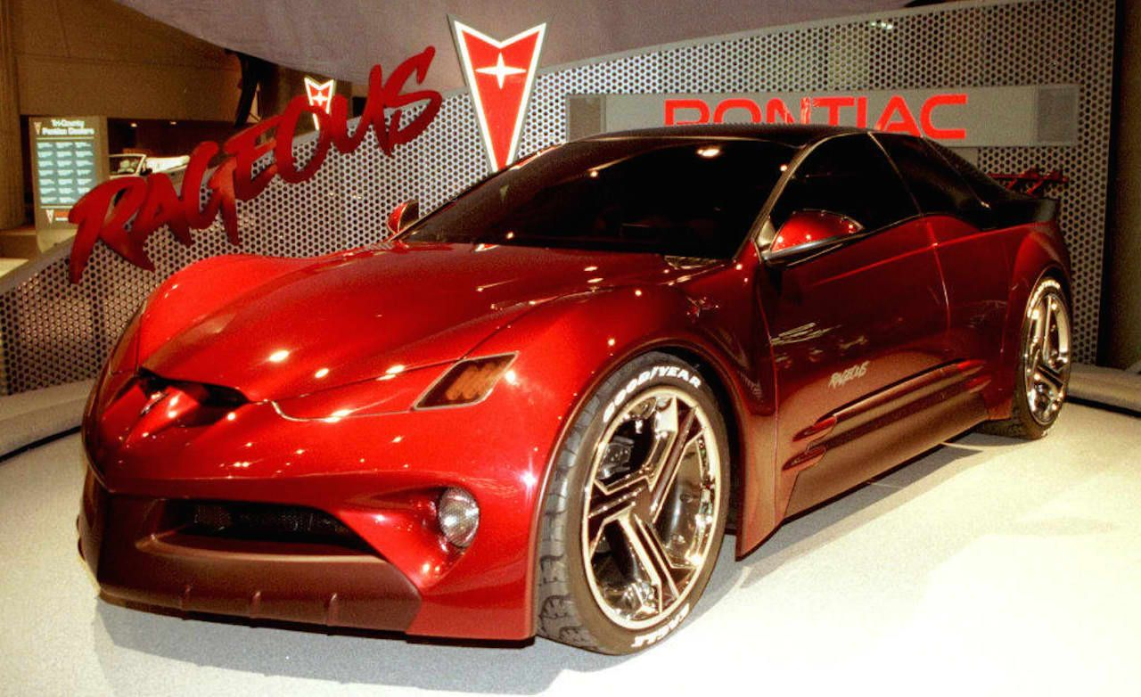 The 20 Worst Concept Cars of the Past 20 Years
