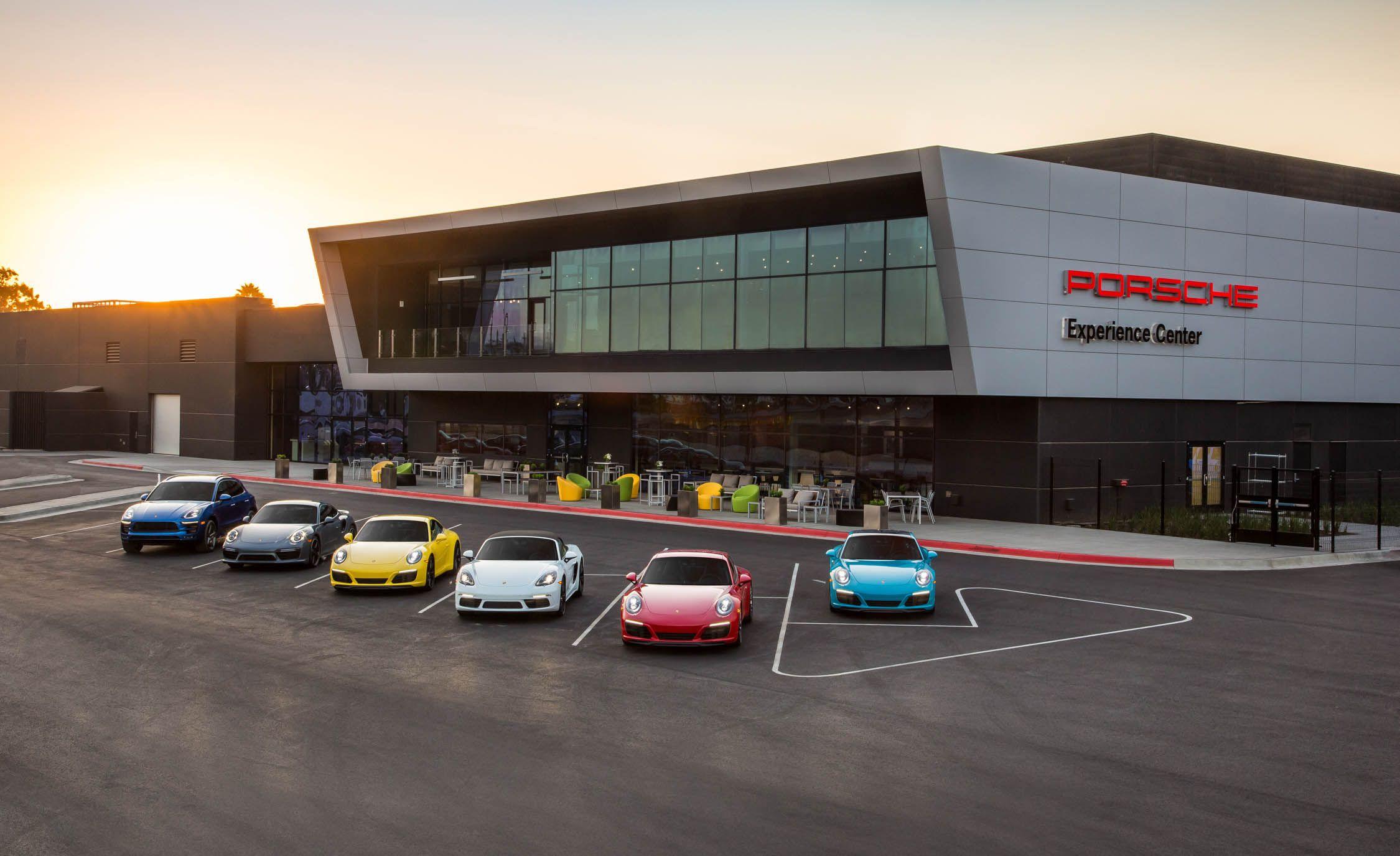 Porsche Los Angeles >> Porsche Opens New Experience Center In Los Angeles News Car