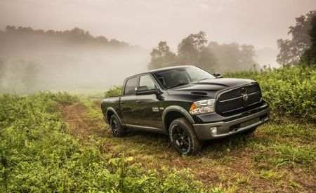 FCA Recalls More Than a Million Ram Pickups for Software Glitch That Turns Off Airbag