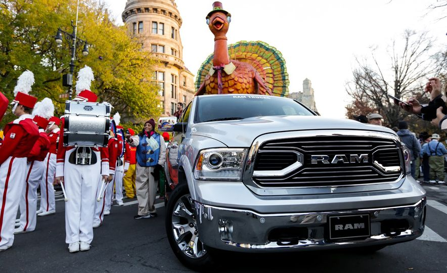 7 Things You Probably Didn't Know about Driving in the Macy's Thanksgiving Day Parade - Slide 2