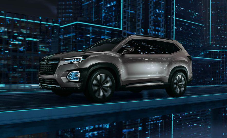 Subaru VIZIV-7 SUV concept - Slide 17