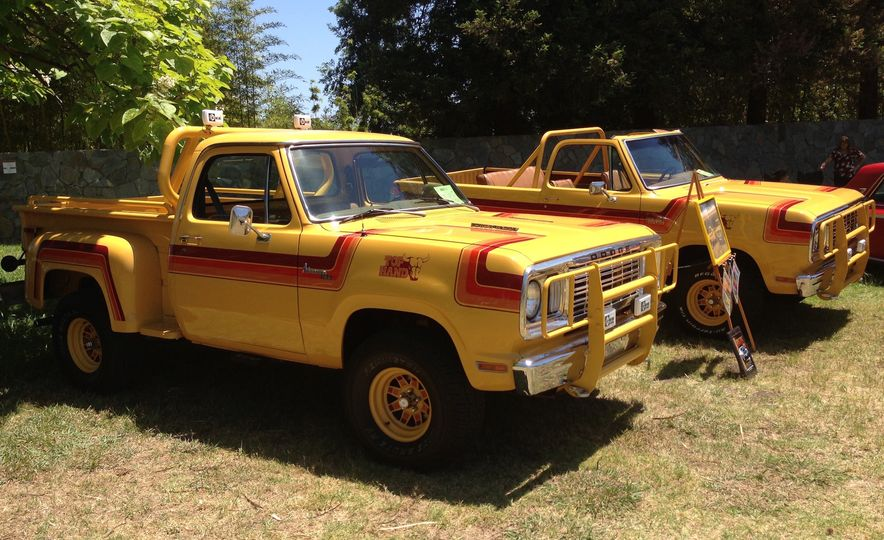 25 Wild 1970s-Era Special-Edition Pickups and SUVs - Slide 43