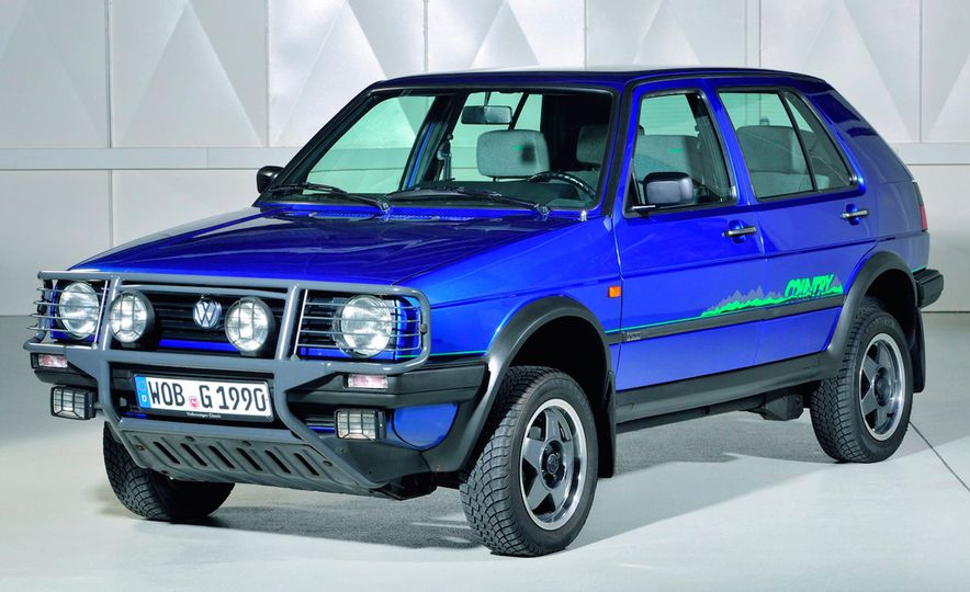 Rugged or Not, Here They Come: 17 Cars Suffering from SUV Envy - Slide 15