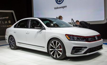 Volkswagen Passat GT Concept Applies GTI Look to VW's Mid-Size Sedan