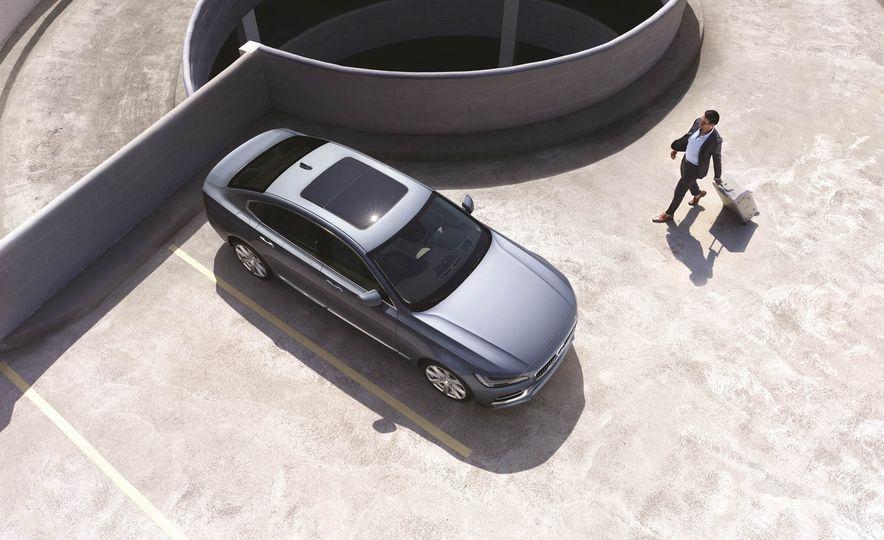 Volvo S90 LWB (Chinese-spec) - Slide 2