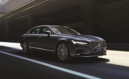 China-Built Stretched Volvo S90s Include Ultra-Luxe Excellence Model