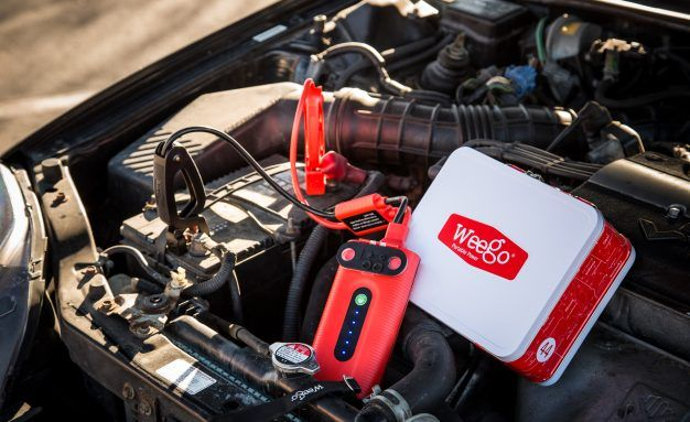 review weego portable jump start battery pack news car and driver rh caranddriver com Automatic Transmission can you jump start a manual transmission vehicle