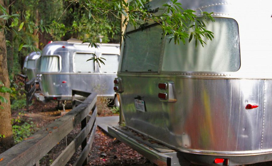 Tent Spent: We Try Luxury Camping in a $100,000 Airstream - Slide 11