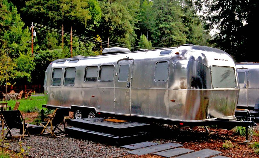 Tent Spent: We Try Luxury Camping in a $100,000 Airstream - Slide 1