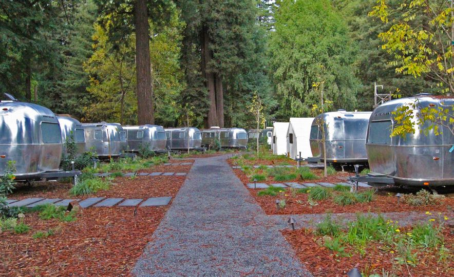 Tent Spent: We Try Luxury Camping in a $100,000 Airstream - Slide 3