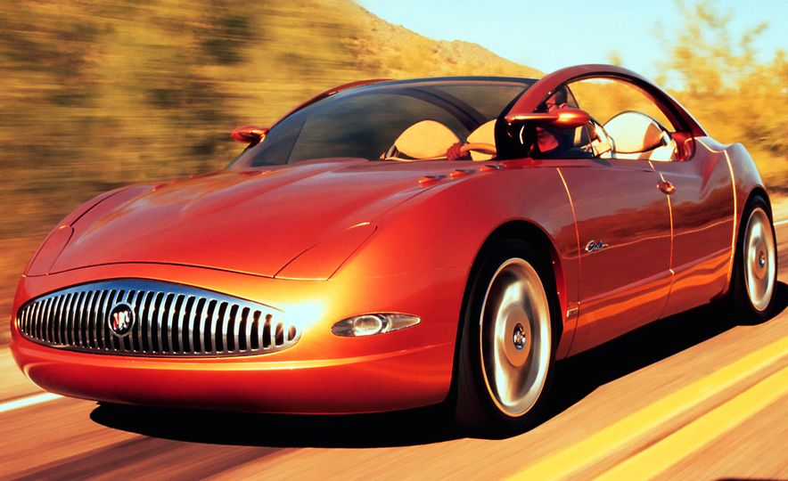 The 20 Worst Concept Cars of the Past 20 Years - Slide 4
