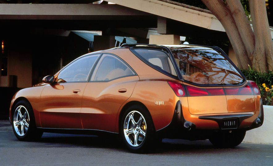 The 20 Worst Concept Cars of the Past 20 Years - Slide 3
