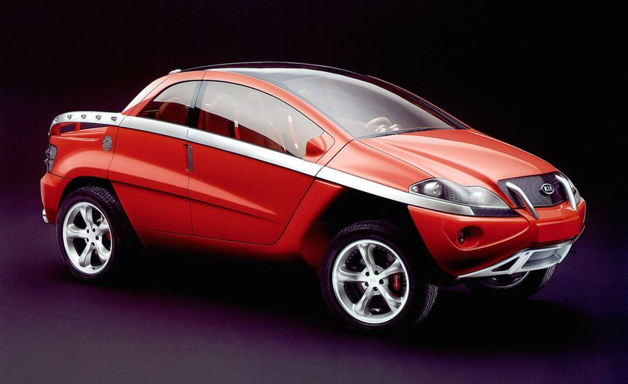 The 20 Worst Concept Cars of the Past 20 Years - Slide 13