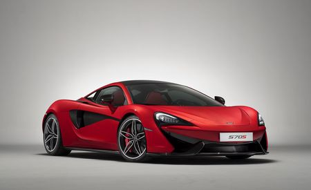 By Design: McLaren 570S Editions Offer That Bespoke Feeling at a Discount