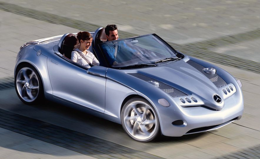 The 20 Worst Concept Cars of the Past 20 Years - Slide 7
