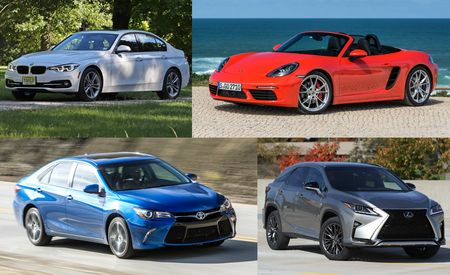 The Biggest Overachievers in Our Real-World Highway MPG Test
