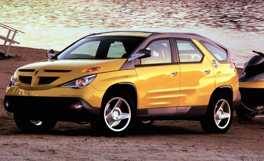 The 20 Worst Concept Cars of the Past 20 Years - Slide 5