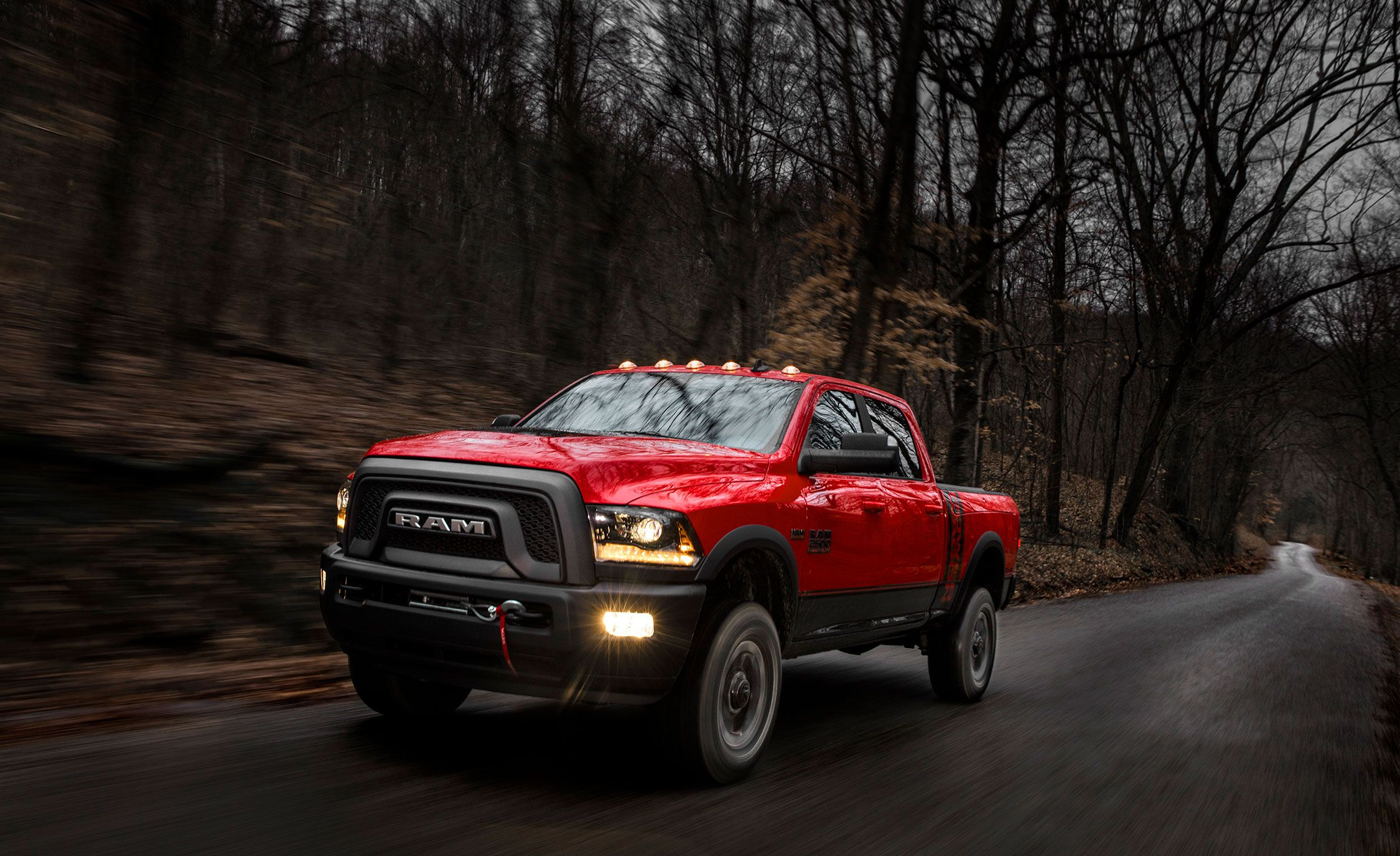 Power and Money: 2017 Ram Power Wagon Pricing Released