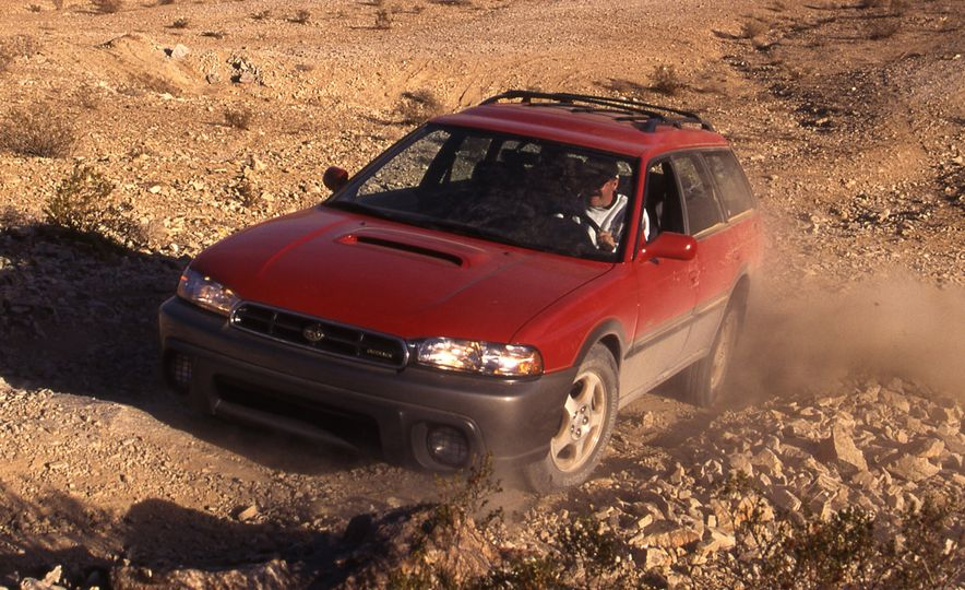 Rugged or Not, Here They Come: 17 Cars Suffering from SUV Envy - Slide 10