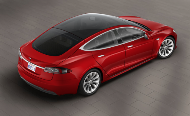 It's a Glass: Tesla Discontinues P90D Trim, Adds Glass Roof Option